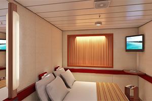 Carnival ecstasy for Carnival sensation interior rooms
